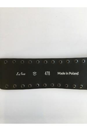 PASEK SYMBOL 423 - black