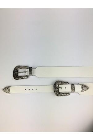 PASEK SYMBOL 525- white